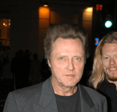 Christopher Walken during Dreamworks Premiere of Catch Me If You Can at Mann Village Theater in Westwood, California, United States.   Source: Getty Images