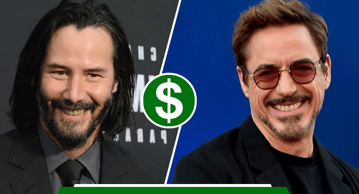 Top 8 Richest Actors in Hollywood