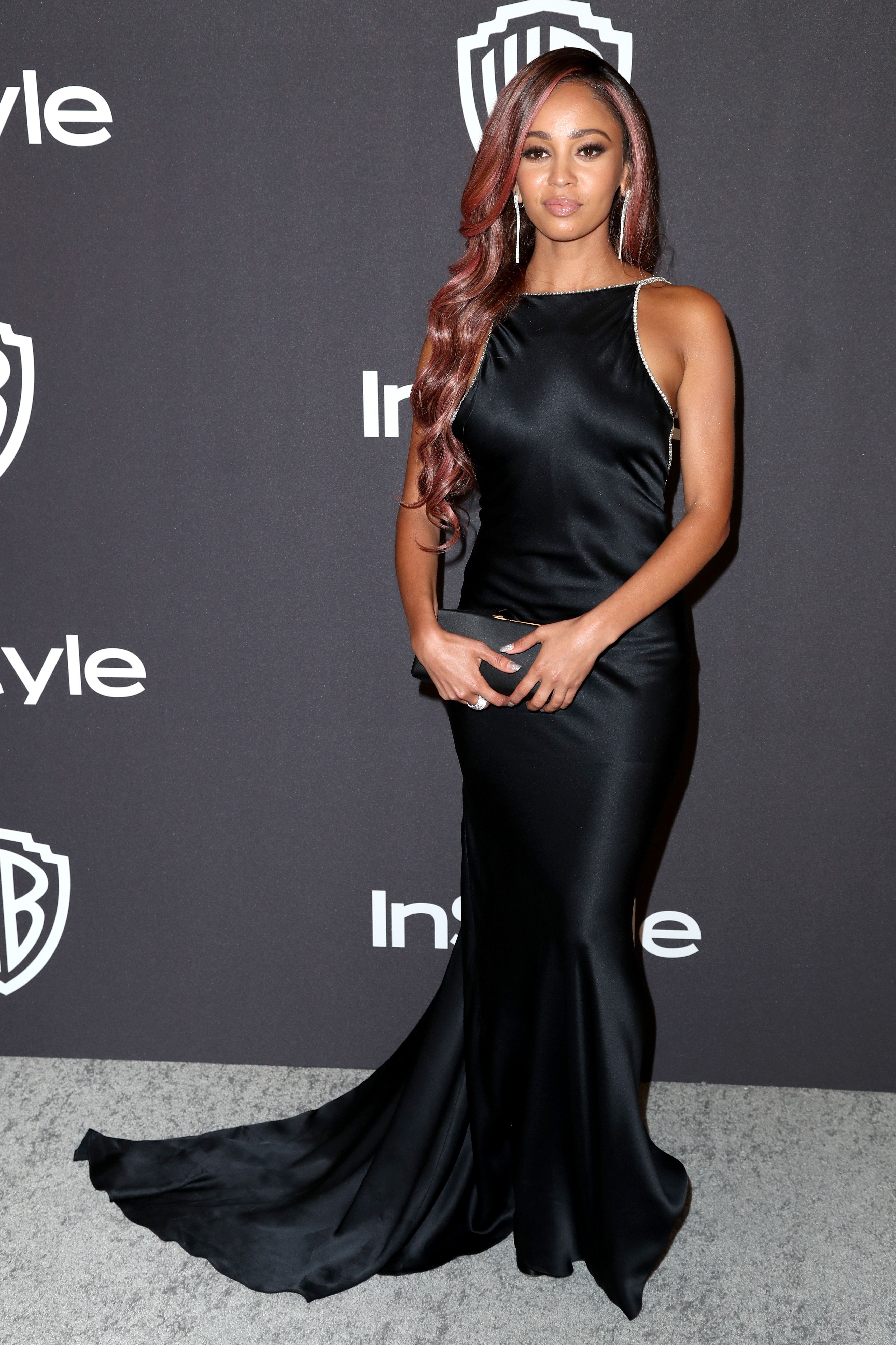 Vanessa Morgan attends the InStyle And Warner Bros. Golden Globes After Party 2019 at The Beverly Hilton Hotel on January 6, 2019 in Beverly Hills, California. | Source: Getty Images