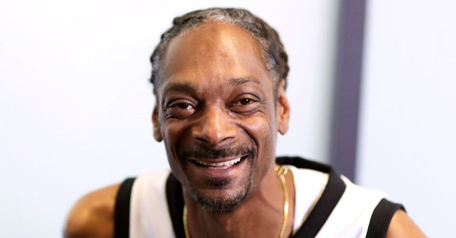 Snoop Dogg Hugs His Handsome Nephews in a Throwback Photo