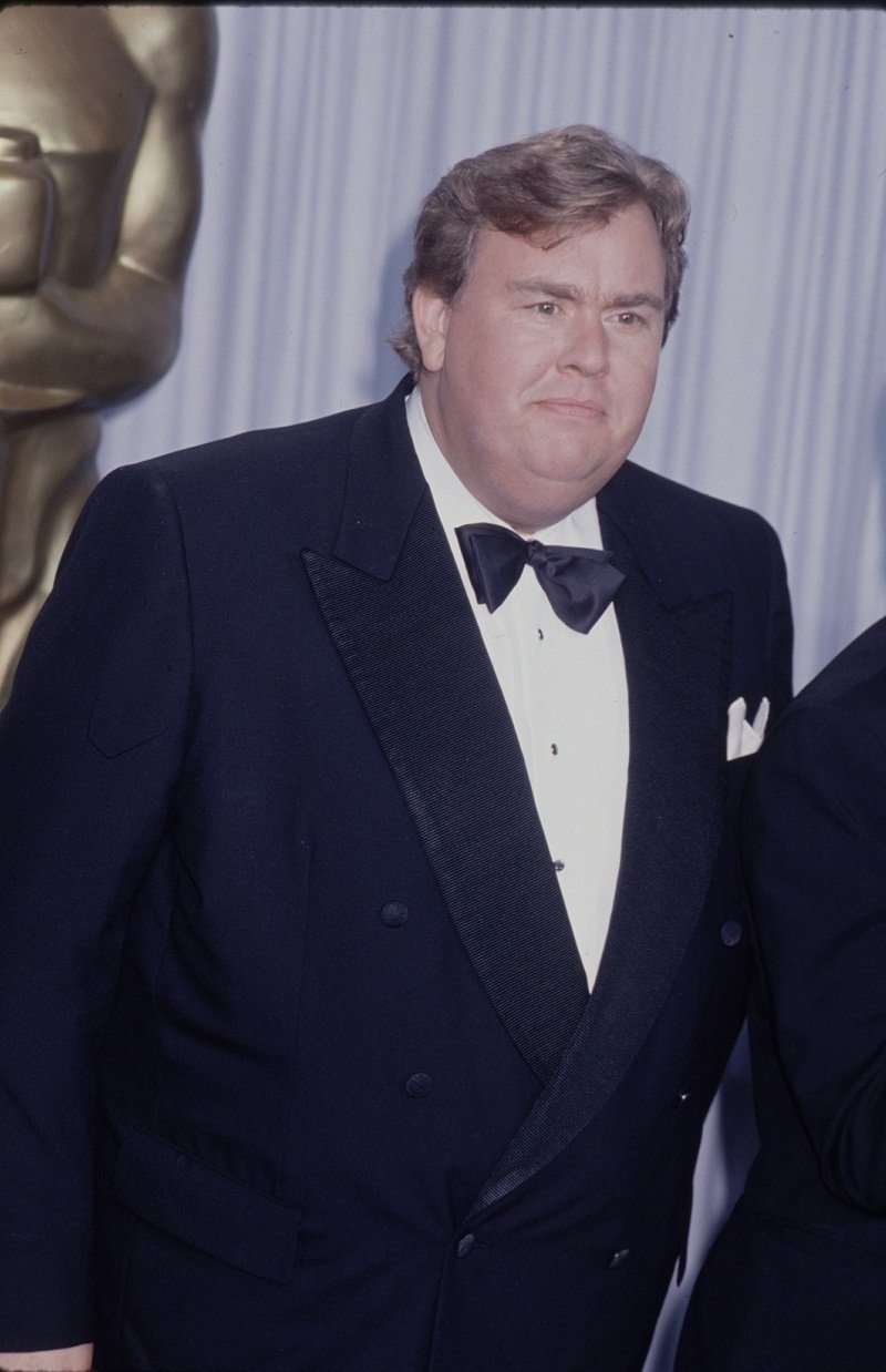John Candy at an award ceremony in the 90s | Photo: Getty Images