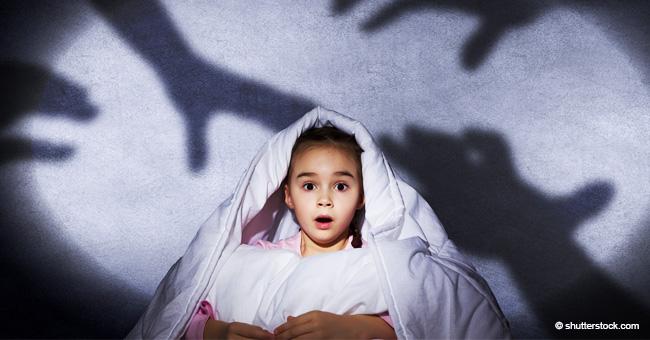 La chambre des enfants a abrité une créature pendant trois jours