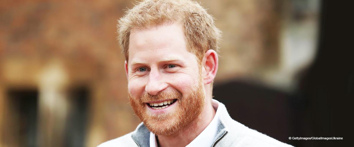 Expertos revelan significado del lenguaje corporal del príncipe Harry por el nacimiento de su hijo