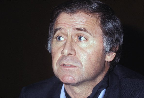 Portrait de Michel Hidalgo, le manager de l'Olympique de Marseille, France. | Photo : Getty Images