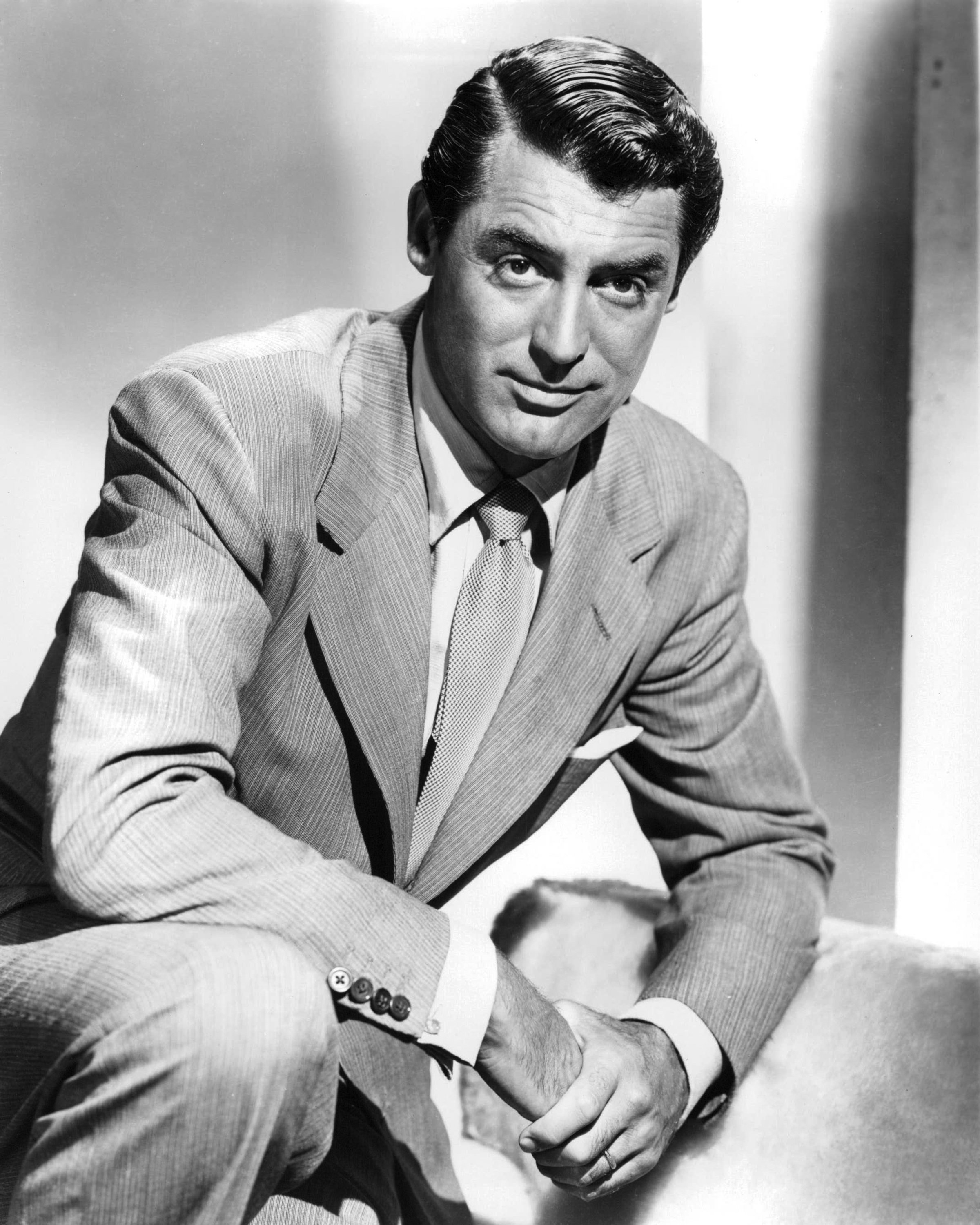 English-born actor Cary Grant (1904 - 1986), circa 1950. | Source: Getty Images