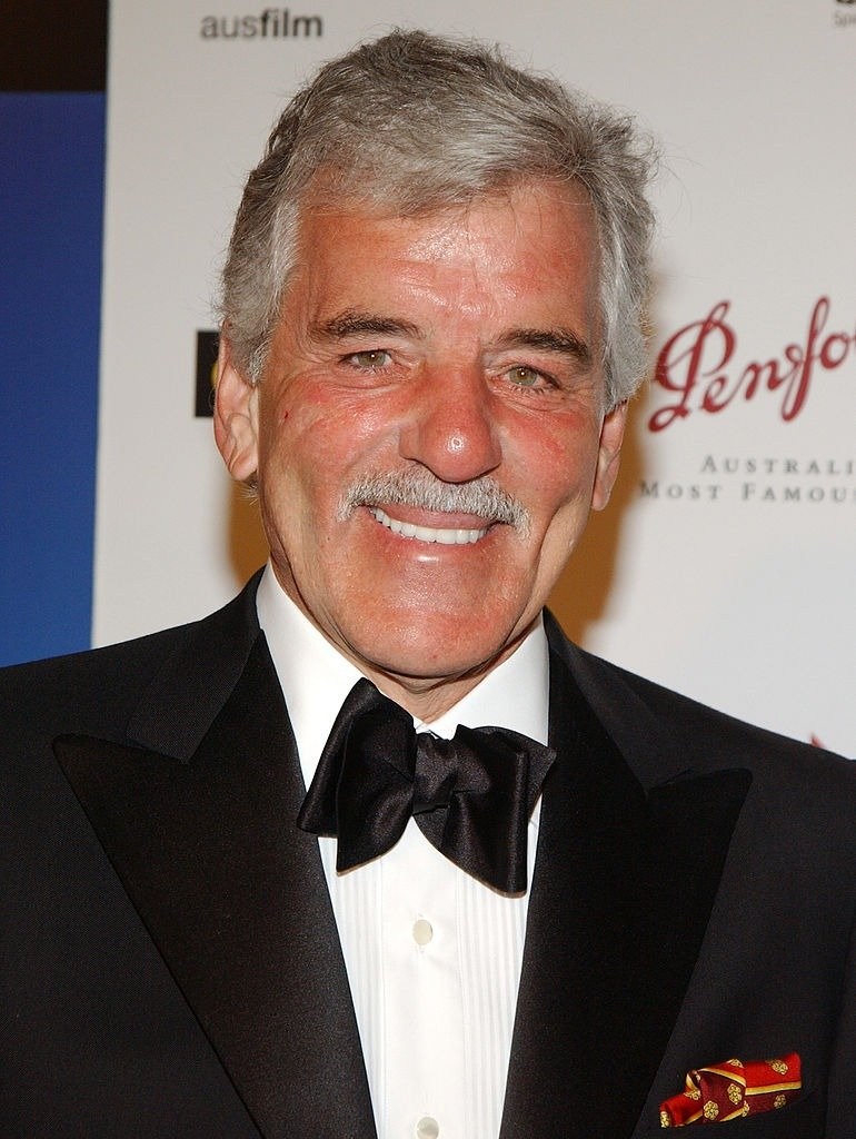 Dennis Farina during G'Day LA Penfolds Gala Black Tie Dinner at Wiltern Theatre in Los Angeles, California, United States. | Photo: Getty Images