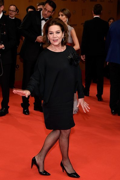 Hannelore Elsner, Bambi Awards 2015 | Quelle: Getty Images