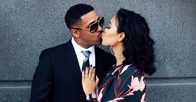 Marques Houston of 'Sister, Sister' Says Fiancé Miya Changed His Life in a Sweet Post