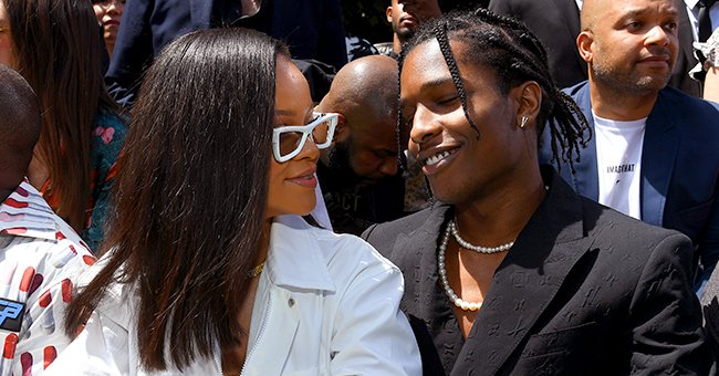 People: New Couple Rihanna & A$AP Rocky Reportedly Spent the Holidays Together in Barbados