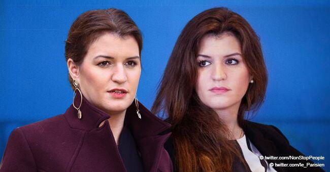 Marlène Schiappa et Natacha Polony se sont querellées durant la présentation du nouveau livre de Marlène
