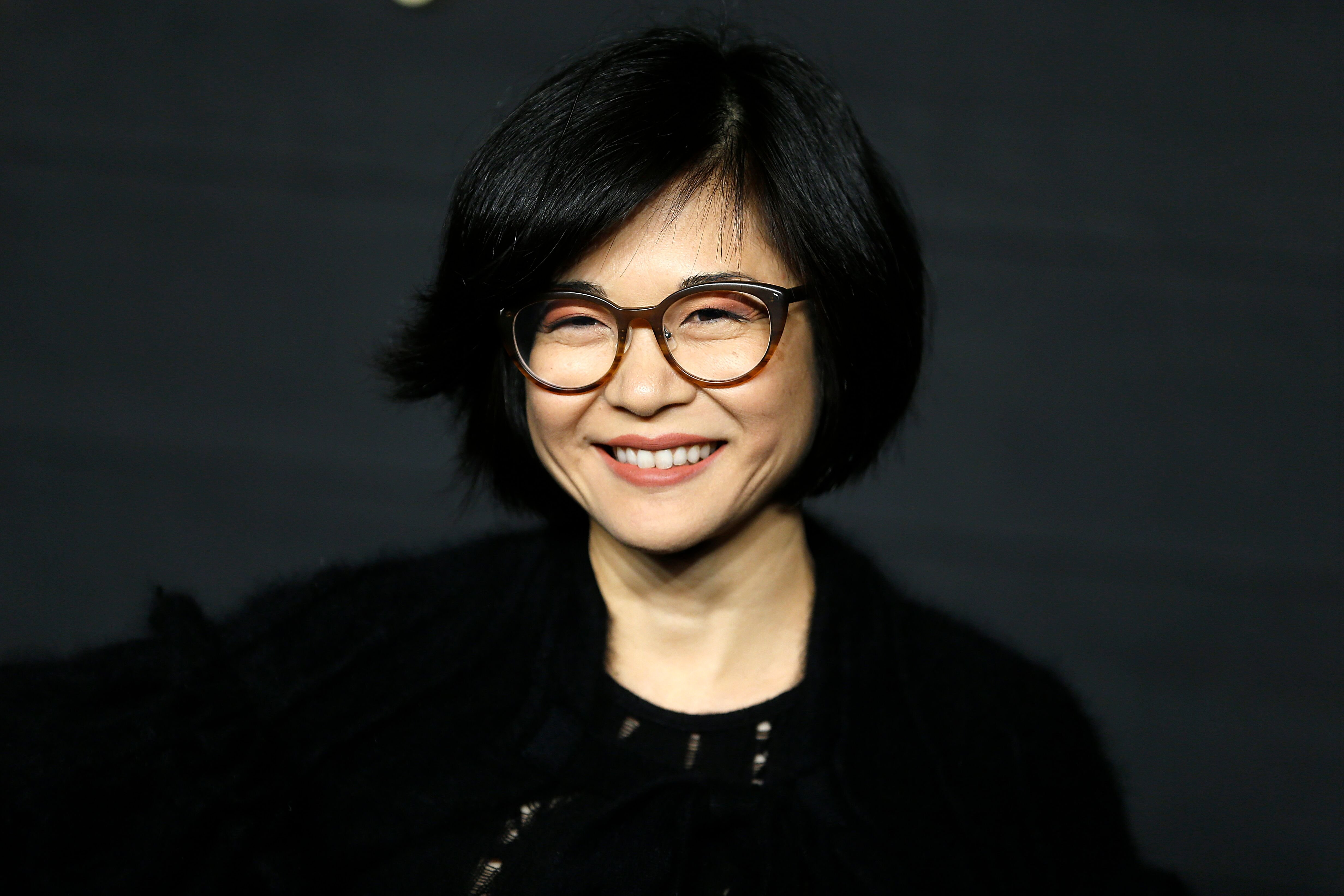 "Keiko Agena attends ""Dickinson"" New York Premiere. 