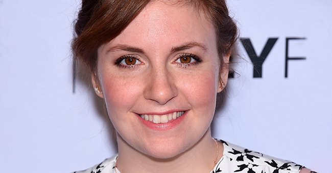 """Lena Dunham arrives at the Paleyfest 2015 premiere of """"Girls"""" on March 08, 2015 in Hollywood, California 