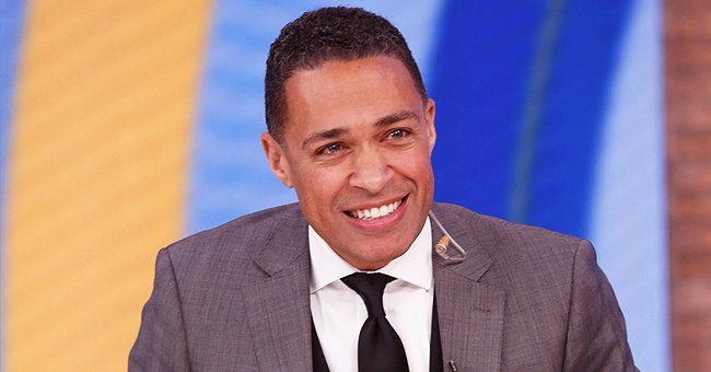 ABC News' TJ Holmes Melts Hearts as He Styles His Daughter's Hair Every Friday