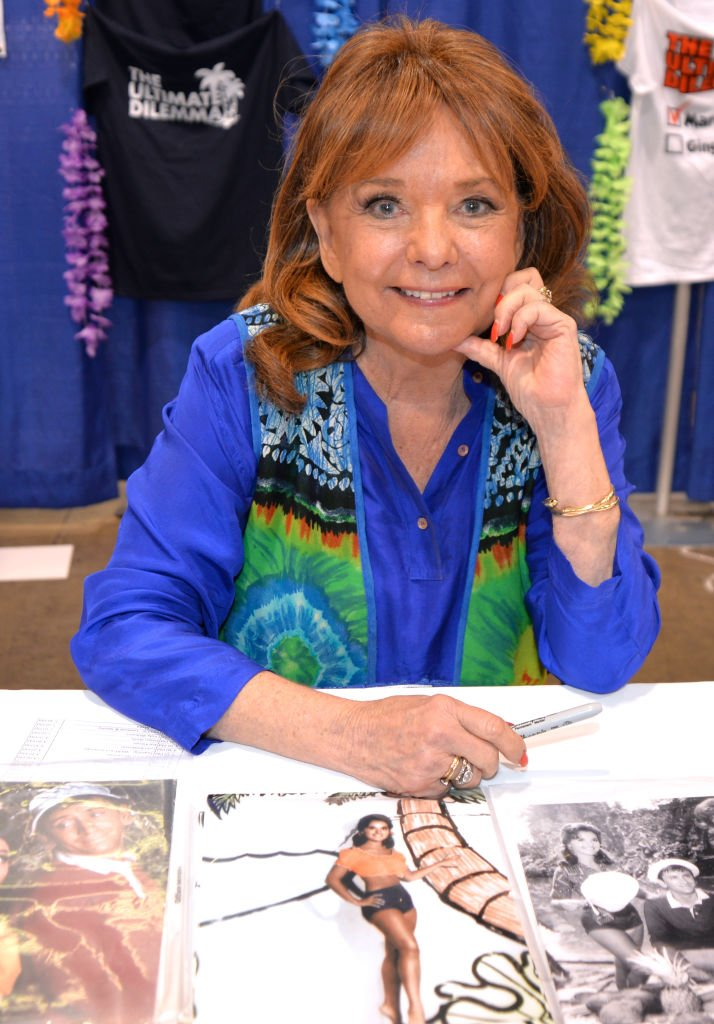 Dawn Wells, Anaheim Convention Center, 28. September 2019, Anaheim | Quelle: Getty Images