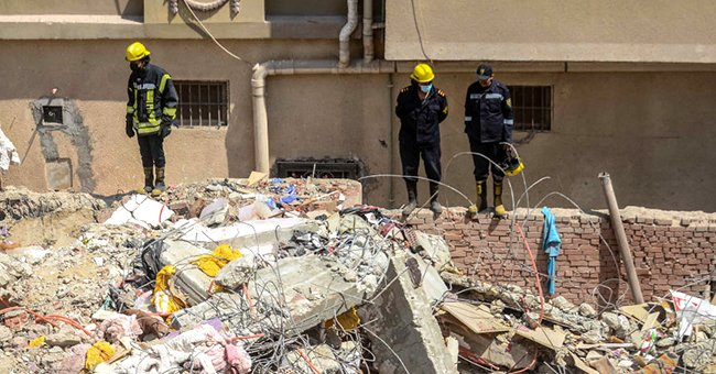 6-Month-Old Baby Survives after Building Fell in Egypt & Kills 25 People, Including His Parents