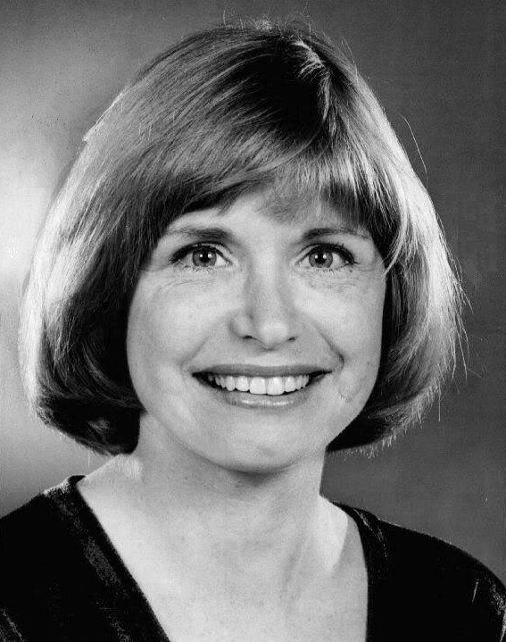 Bonnie Franklin from the television program One Day at a Time, 1975 | Source: Wikimedia Commons