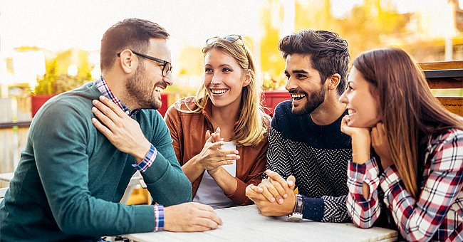 Daily Joke: A Man Spent All Weekend Hanging Out with His Friends