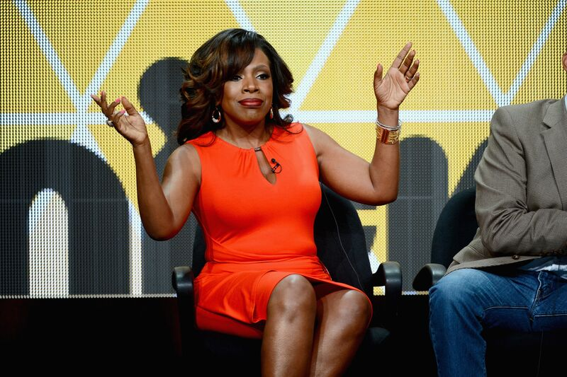Sheryl Lee Ralph at a speaking engagement | Source: Getty Images/GlobalImagesUkraine