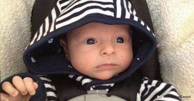 """Une mère """"folle de rage"""" a écrasé des antivaxxeurs après que son fils de 15 jours eut été couvert de rougeole"""