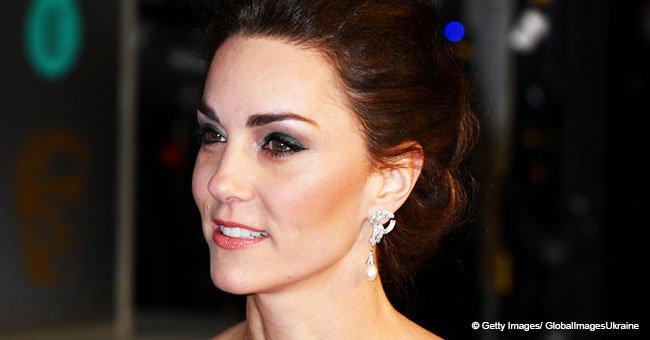 Kate Middleton irradia a la Princesa Diana al usar sus zarcillos y un vestido similar