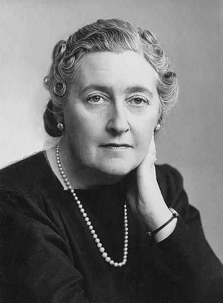 Agatha Christie. | Imagen: Wikipedia