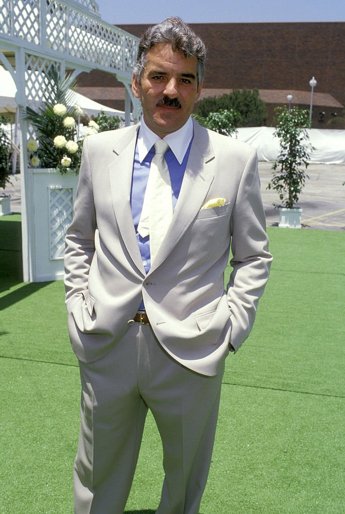 Dennis Farina during NBC Affiliates Party - June 2, 1987 at Century Plaza Hotel in Los Angeles, California | Photo: Getty Images