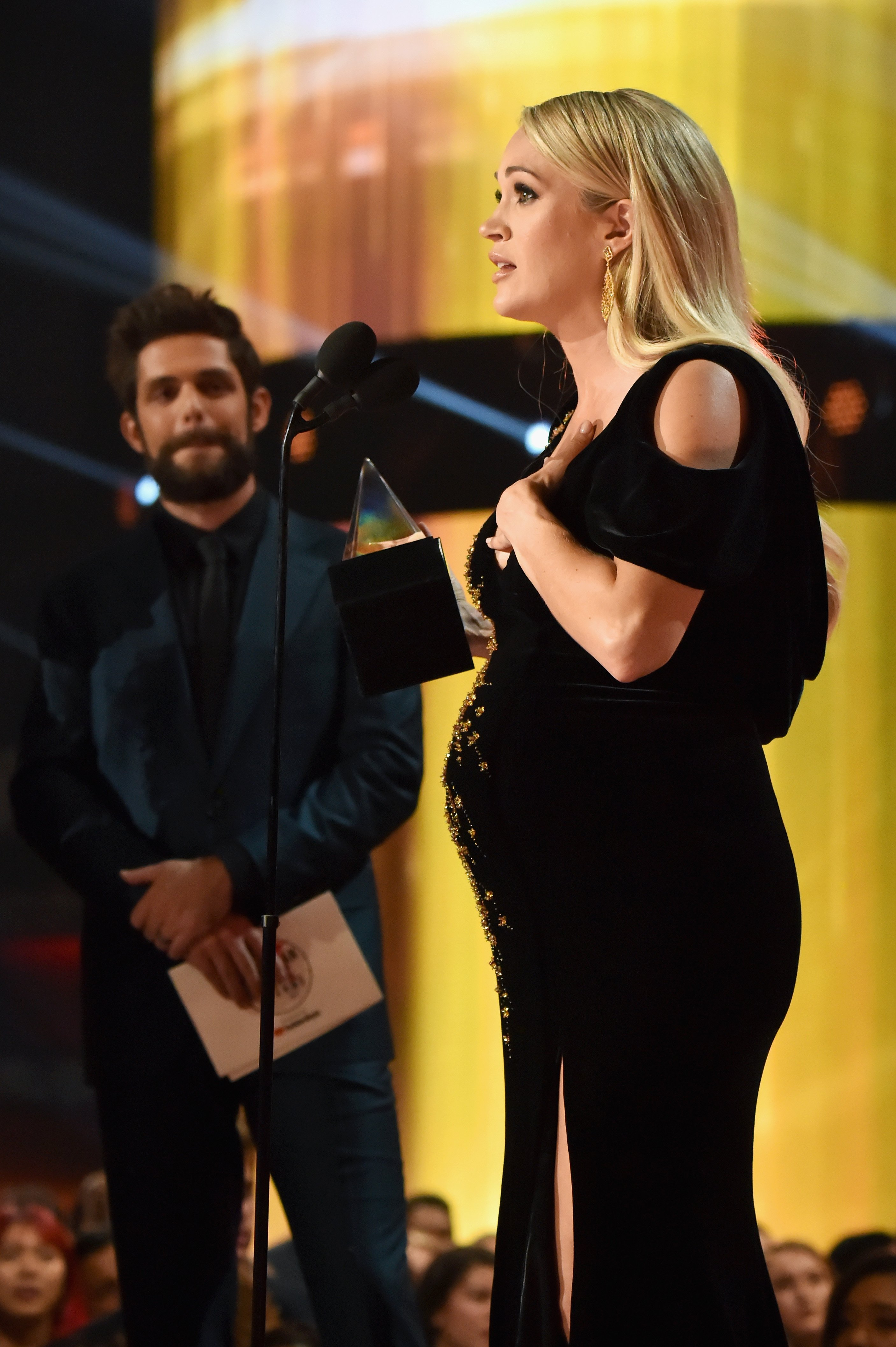 Carrie Underwood at the 2018 American Music Awards | Photo: Getty Images