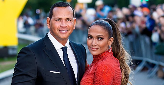 Jennifer Lopez Shares Cute Beach Photo with A-Rod and Their Kids