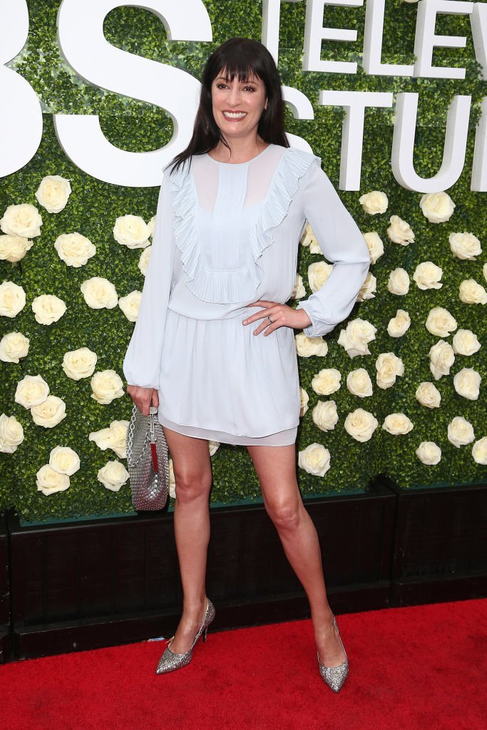 Paget Brewster attends the 2017 Summer TCA Tour - CBS Television Studios' Summer Soiree at CBS Studios | Getty Images