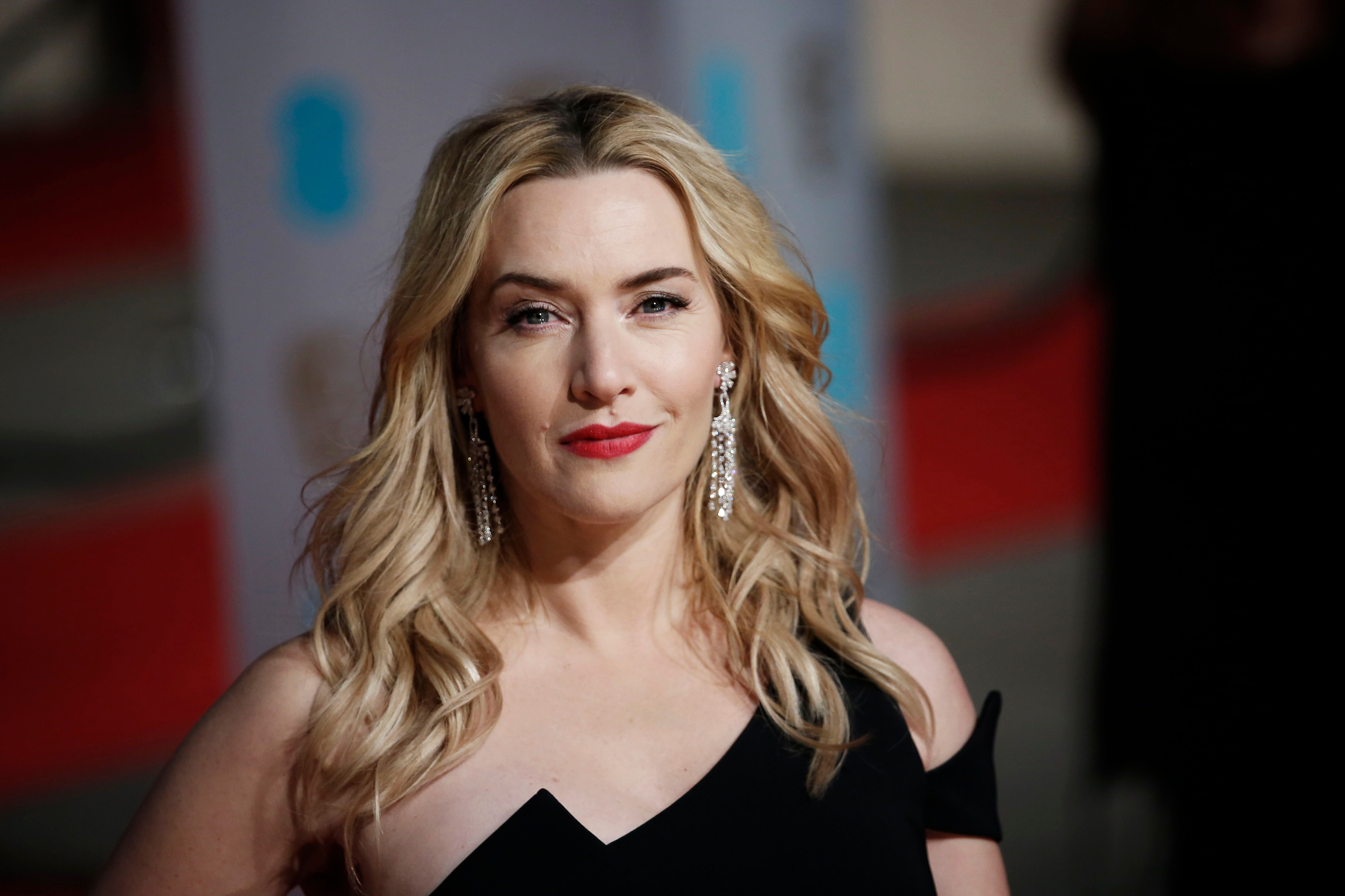 Kate Winslet at the EE British Academy Film Awards in 2016 in London, England | Source: Getty Images