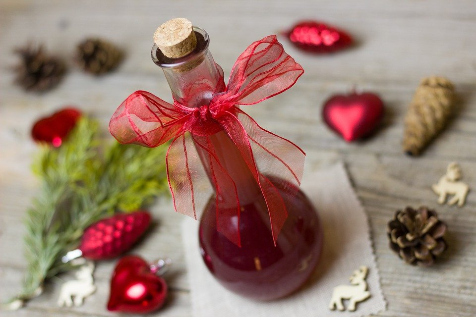 Vinagre Balsámico.   Imagen tomada de: Pixabay