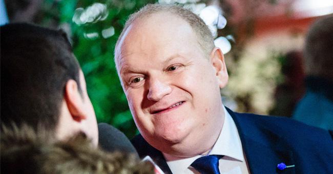 Franck de Lapersonne : l'acteur devenu homme politique