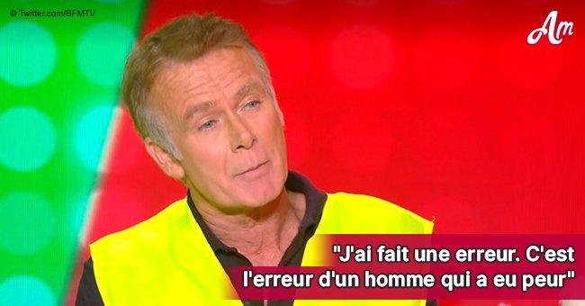 Dévasté', Franck Dubosc re-change d'avis et soutient à nouveau les 'gilets jaunes'