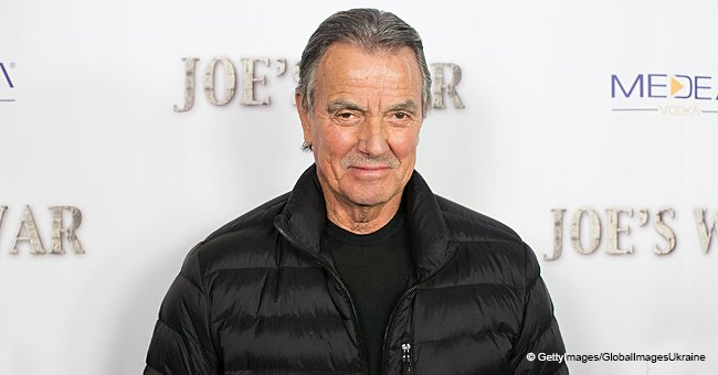 Eric Braeden's Only Son Is All Grown up and Looks Exactly like His Famous Dad