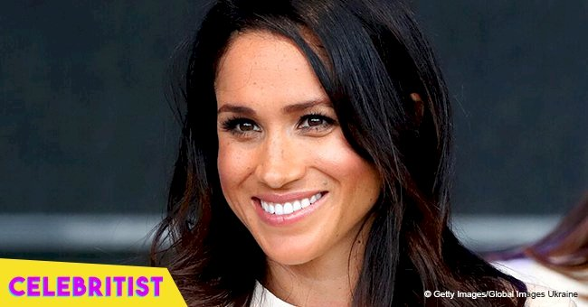 Meghan Markle has cute reaction when Dutch player kisses her on the cheek at the Invictus Games