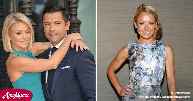 Kelly Ripa's engagement ring from her husband of 20 years