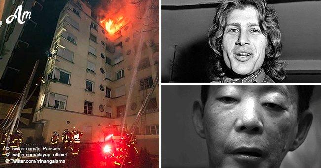 L'incendie meurtrier à Paris : la rue où il s'est produit a été marquée par le suicide d'une star