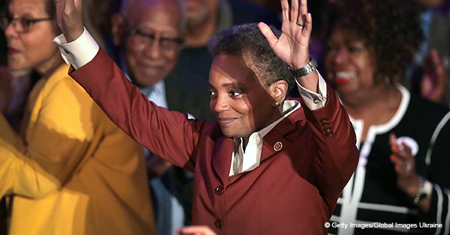 Lori Lightfoot Makes History as First Ever Openly Gay African-American Woman Mayor in Chicago