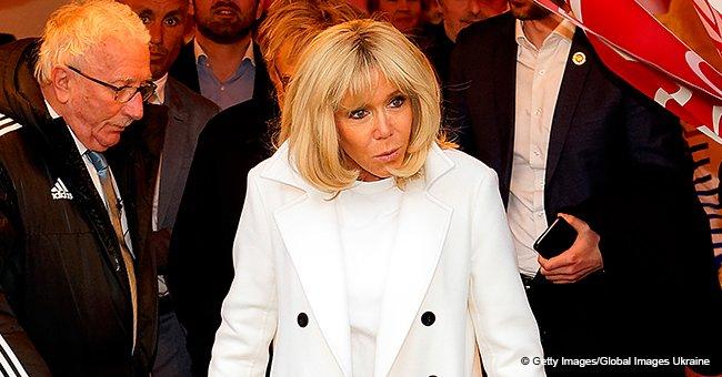 Brigitte Macron s'est fait huer à Reims : sa première apparition en public après les violences du week-end