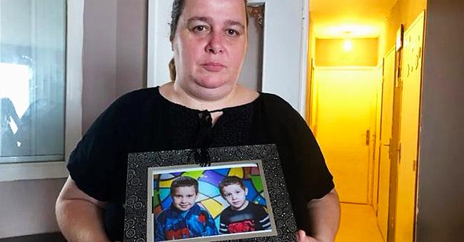 La mère a fait appel à Emmanuel Macron pour chercher ses enfants, enlevés par le père