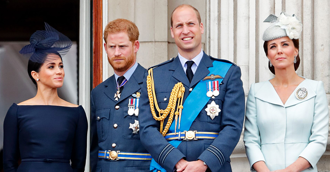 Meghan and Harry Wish William a Happy Birthday on the Kensington's Official Instagram Page