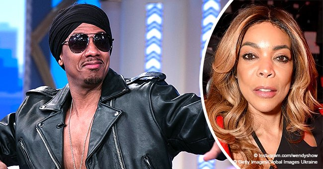 Nick Cannon to fill in for Wendy Williams after she suffers Graves' disease complications