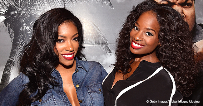 Shamea Morton Cuddles with Porsha Williams' Daughter in Sweet Pic as They Meet for the 1st Time