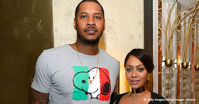 La La Anthony finally reveals why she reconciled with Carmelo after their 2017 split