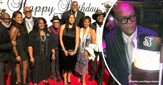 Samuel L. Jackson celebrates his 70th birthday with lavish star-studded party