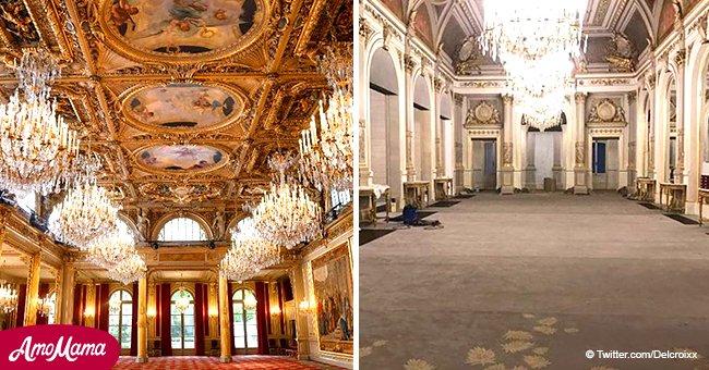 """La salle de l'Elysée : comment se présente la rénovation de """"plusieurs centaines de milliers d'euros"""" ?"""