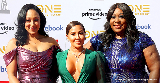 The Ladies of 'The Real' Look Incredible in Long, Elegant Dresses at NAACP Image Awards