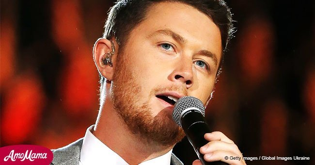'American Idol' Scotty McCreery's wedding photos have been released