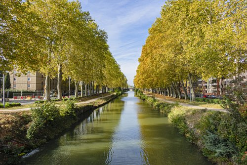 Un canal | Photo : Getty Images