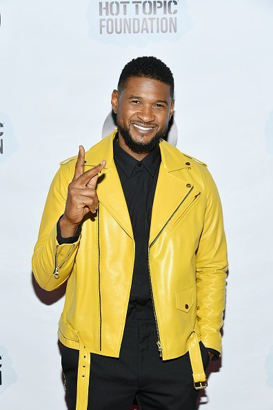 Usher attends the Little Kids Rock Benefit 2019 at PlayStation Theater on October 10, 2019 | Photo: Getty Images